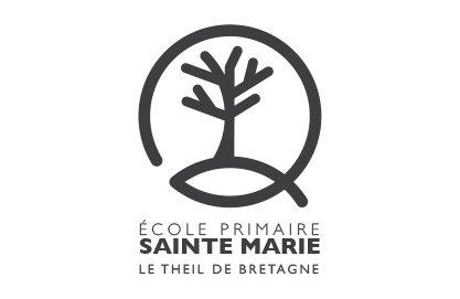 LOGO Ecole_primaire-Theil-de-bretagne