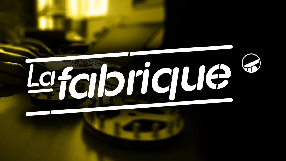 logo La Fabrique sur image d'ambiance