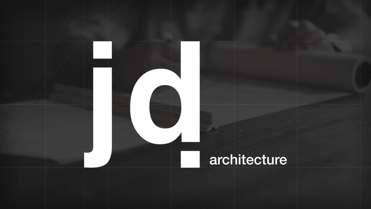 présentation nouveau logo JD architecture - Janzé Bretagne