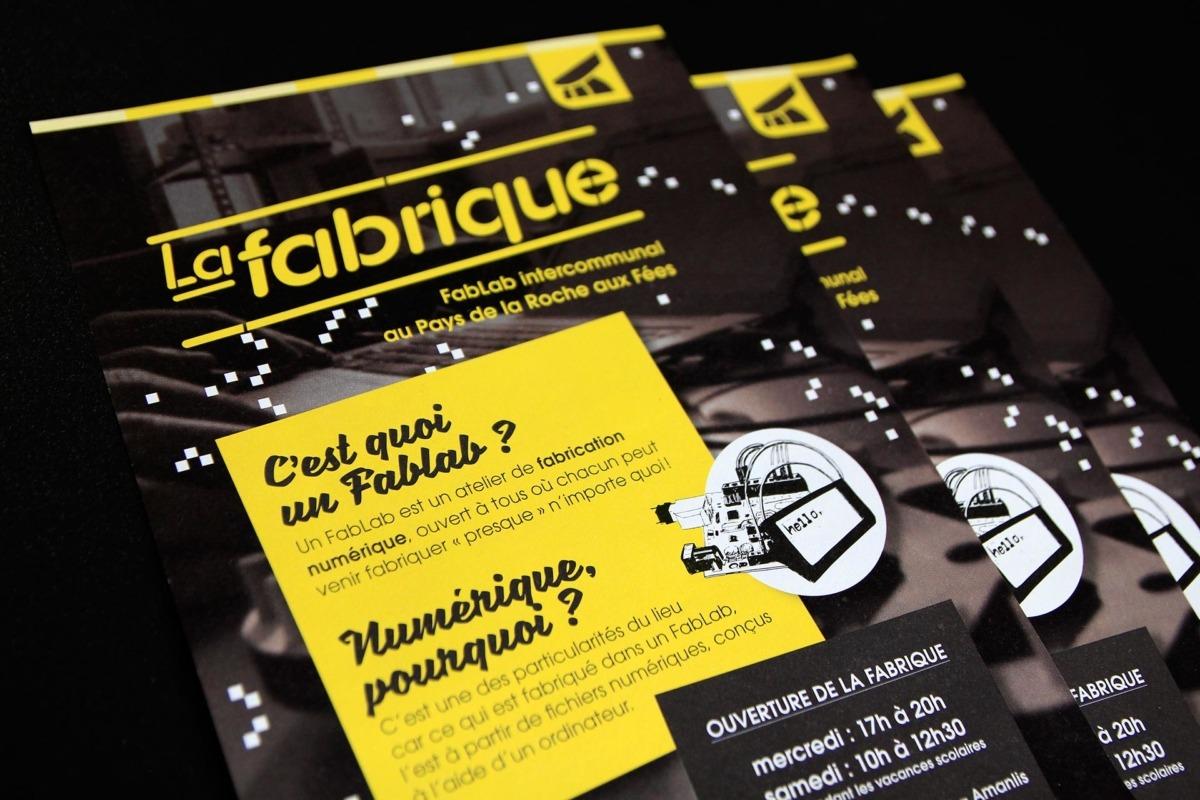 flyer-La_Fabrique FabLab-telegraphie
