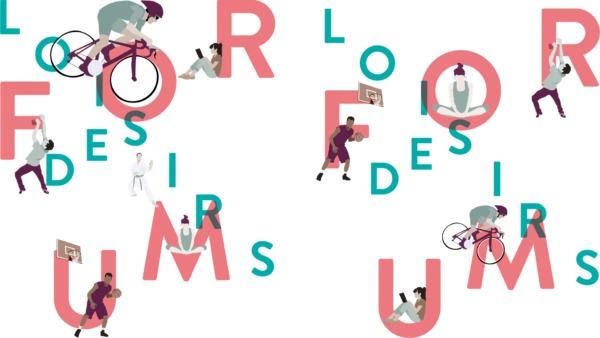 illustrations forum des loisirs de Meudon