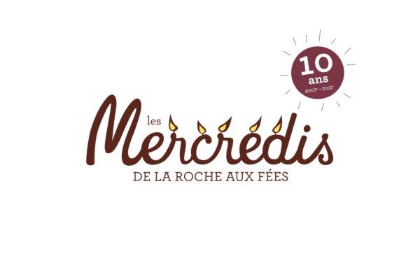 Titrage des Mercredis de la Roche aux Fées - anniversaire 10 ans