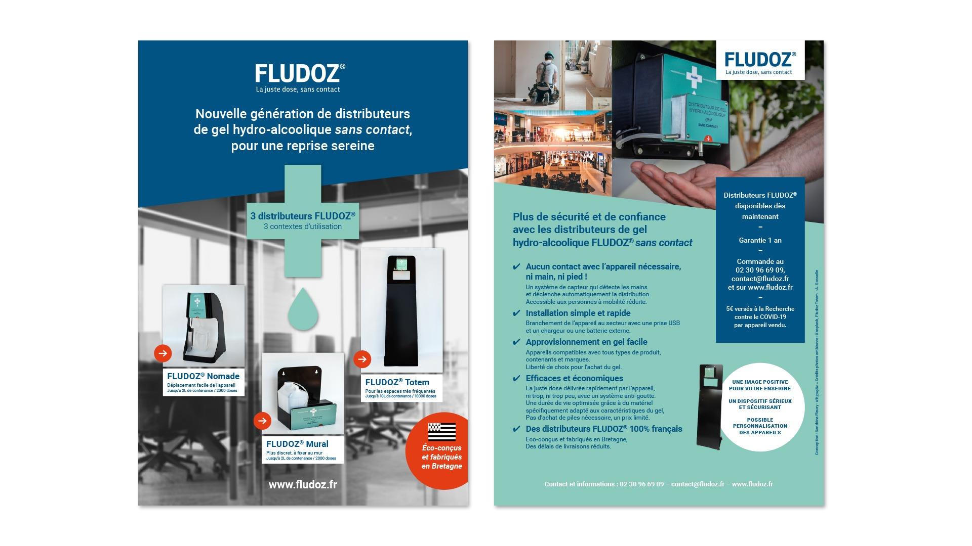 Leaflet commercial FLUDOZ
