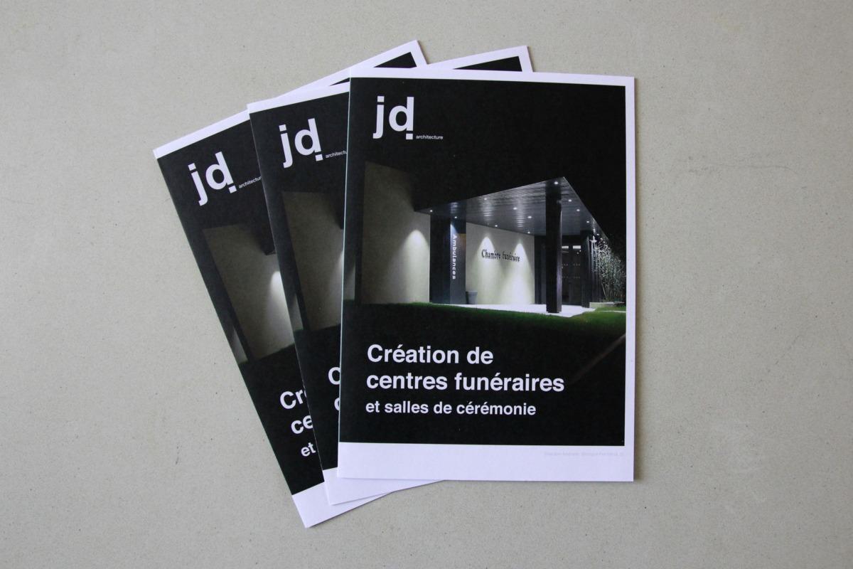brochure JD ARCHITECTURE